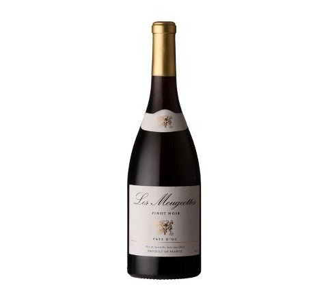 Les Mougeottes Pinot Noir, IGP Pays d'Oc 2019 Wine 75cl
