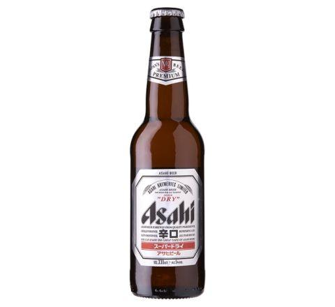 Asahi Super Dry Beer 330ml Bottle