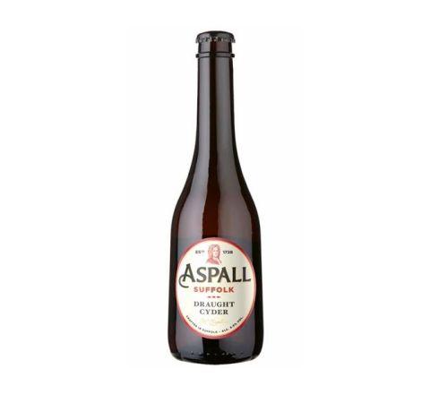 Aspall Draught Suffolk Cyder 330ml Bottle