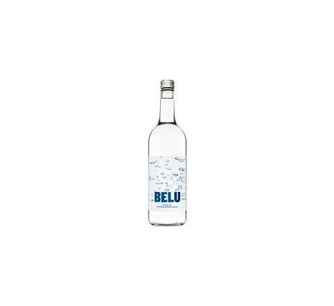 Belu Sparkling Water Glass 750ml Bottle