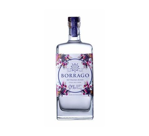 Borrago #47 Paloma Blend Non-Alcoholic Spirit 50cl
