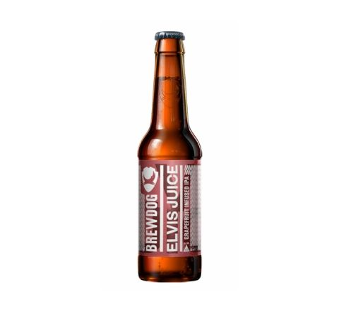 BrewDog Elvis Juice Grapefruit Infused IPA Beer 330ml Bottle