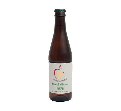 Charrington's Cryals Classic Cider 330ml X 12