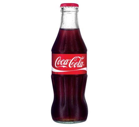 Coca Cola Glass Bottle 200ml