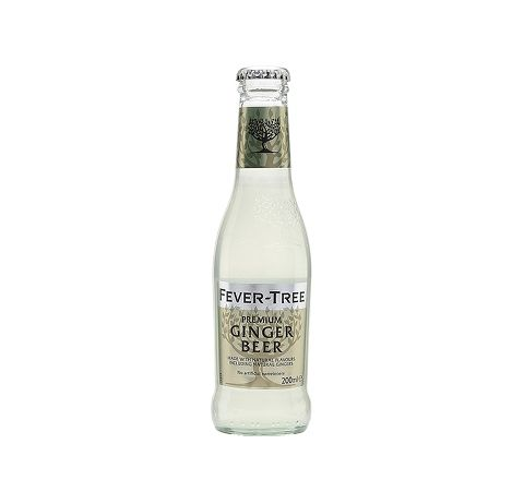 Fever-Tree Ginger Beer Glass 200ml Bottle