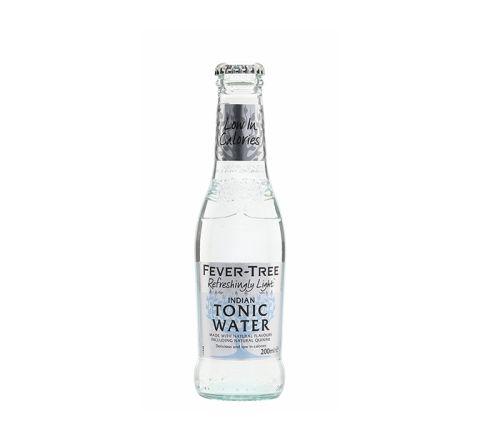 Fever Tree Spring Soda Water Glass 200ml Bottle