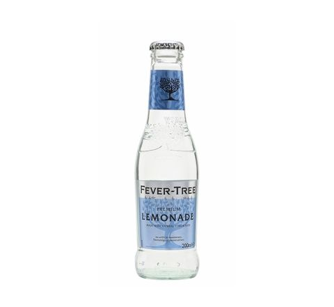 Fever Tree Premium Lemonade Glass 200ml Bottle