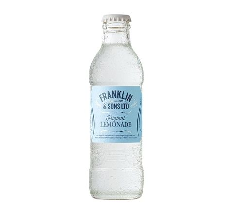 Franklin and Sons Original Lemonade 200ml Glass Bottle