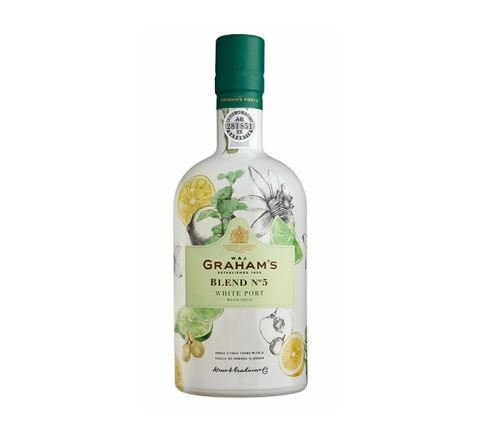 Graham's Blend No 5 White Port 75cl