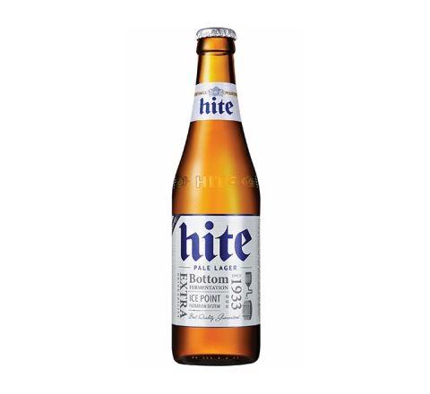 Hite Lager Beer 330ml