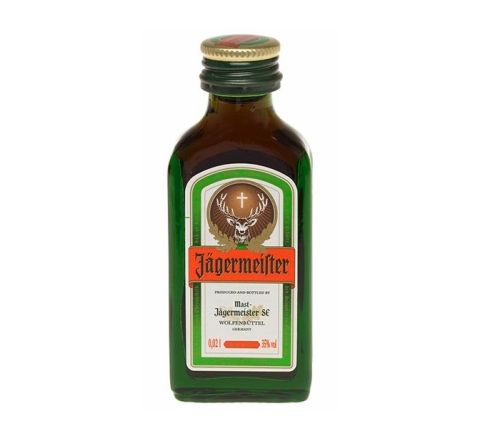 Jagermeister Miniatures Herb Liqueur 2cl X 24