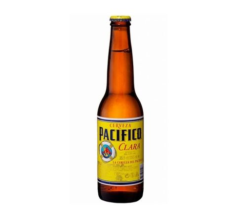 Pacífico Clara Beer 330ml Bottle