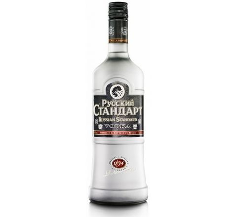 Russian Standard Premium Vodka 70cl