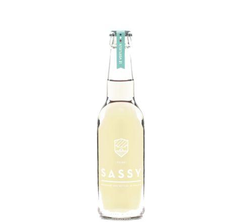 Sassy Poiré Le Vertueux Cider 330ml Bottle
