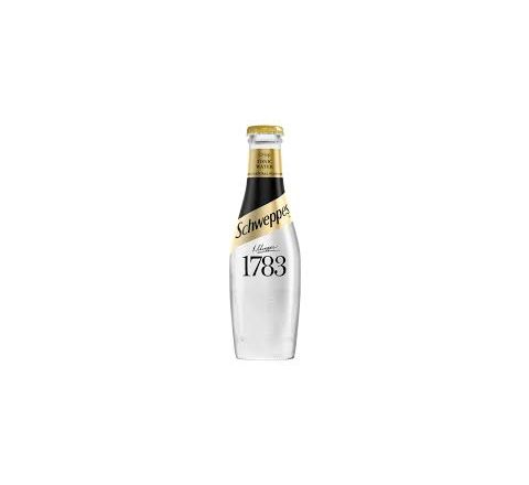 Schweppes 1783 Signature Crisp Tonic Water 200ml Glass Bottle